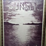 Sunset Magazine Issue 1