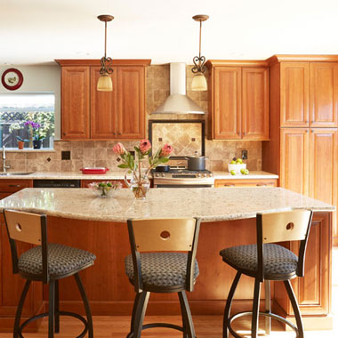 Delightful San Jose Kitchen