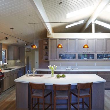 Modern Palo Alto Kitchen
