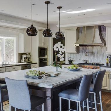 Elegant Sunnyvale Kitchen
