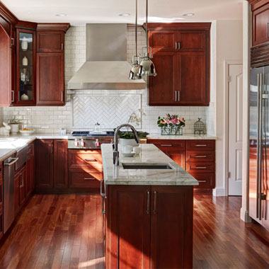 Elegant Cupertino Kitchen