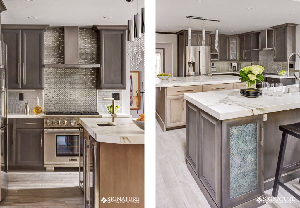 Glamorous San Jose Transitional Kitchen