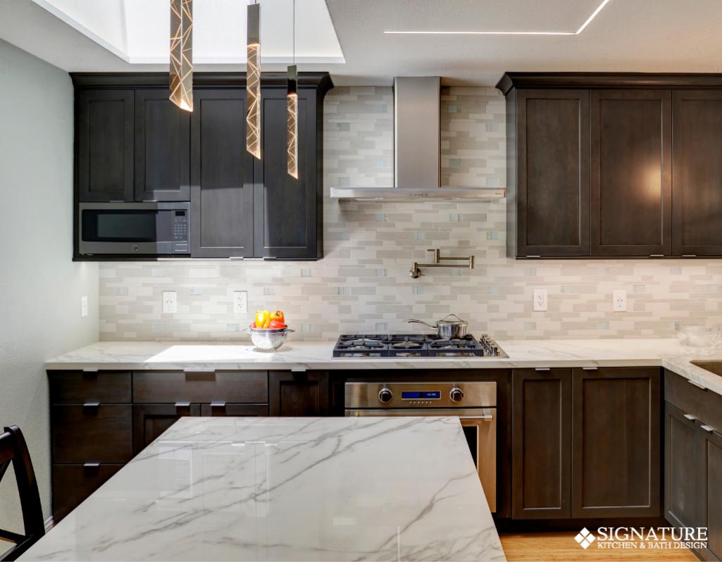 San Jose Contemporary Cabinets Design Signature Kitchen Bath