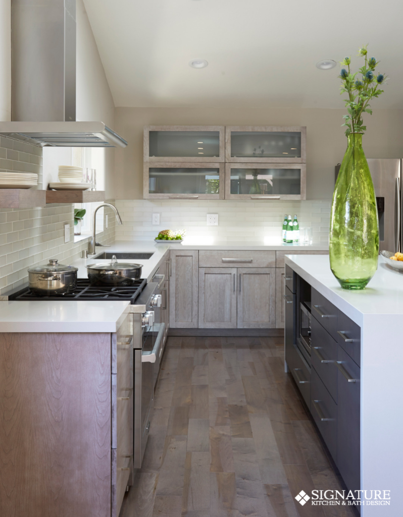 Upscale Sunnyvale Kitchen
